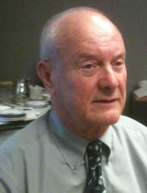 Donald Zarowny